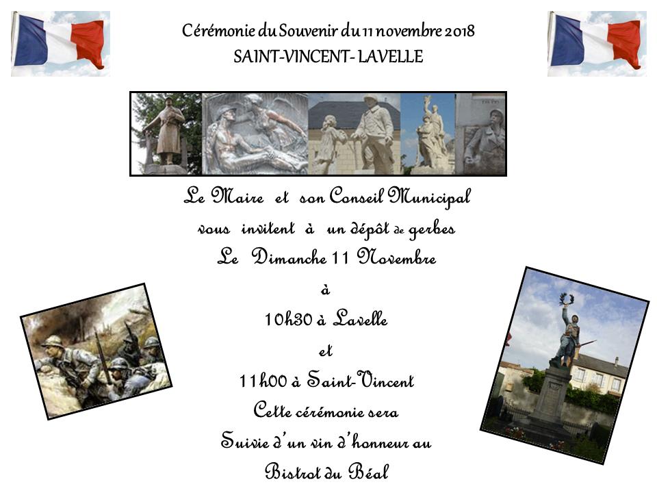Saint-Vincent - Lavelle