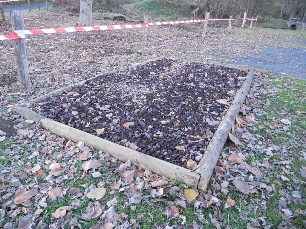 le socle du compost