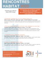 ADIL 63 Prog Rencontres Habitat 2020