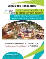 Affiche bus noel 2018