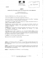 2020-04-01 arrêté préfectoral modificatif autorisation marchés alimentaires